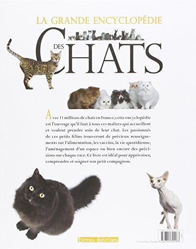 La grande encyclopédie des chats • Passion Animaux